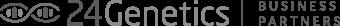 24Genetics Business Partners Logo